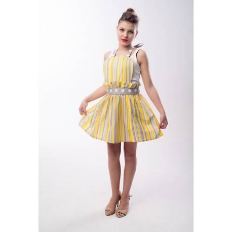 Lamia Paski żółte