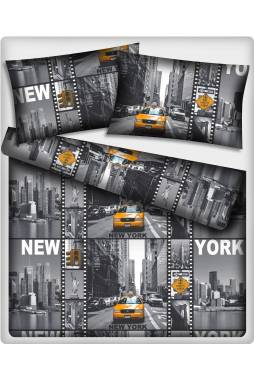 TKANINA BAWEŁNIANA NEW YORK